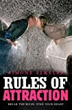 Rules of Attraction by Simone Elkeles front cover