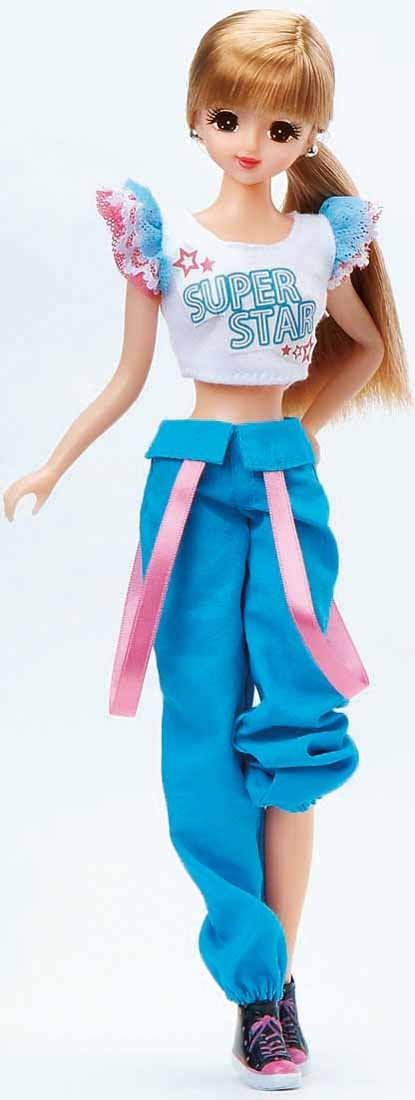 Amazon.com: Jenny wear W15-AW-12 (japan import) by Takara Tomy: Toys & Games