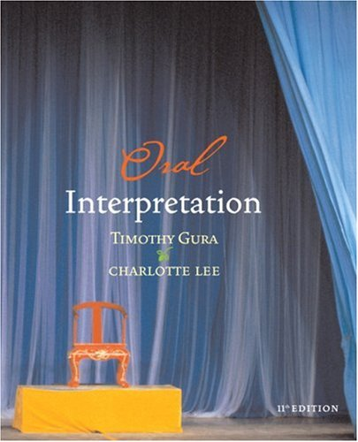 Oral Interpretation (11th Edition)