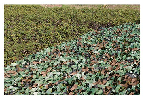 SJIAWZW Oxford Camouflage Net/for Camping Hidden Forest Hunting Camouflage Tent Halloween Christmas Decoration (Size : -