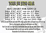 Your Jiu Jitsu Gear Bjj Kids Uniform 350 White M3