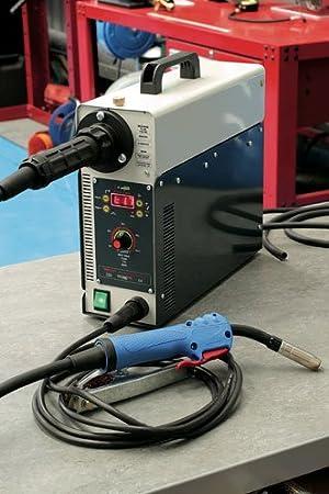 Soldadora Inverter Laser 6102 MIG