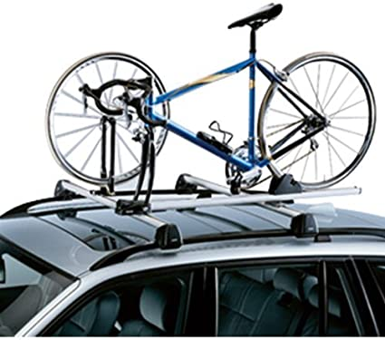 BMW genuino coche techo rueda delantera bicicleta Soporte ...