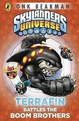 Skylanders Mask of Power: Terrafin Battles the Boom Brothers: Book 4 by Beakman, Onk (2014) Paperback