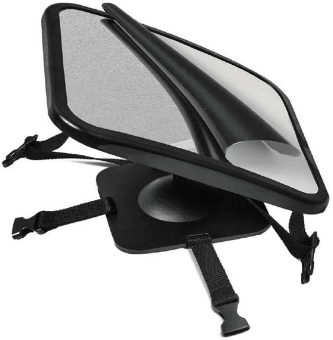 Wanbigo Durable Practical Shatterproof Baby Car Mirror Safety Car Seat Mirror Rear Facing Mirrors