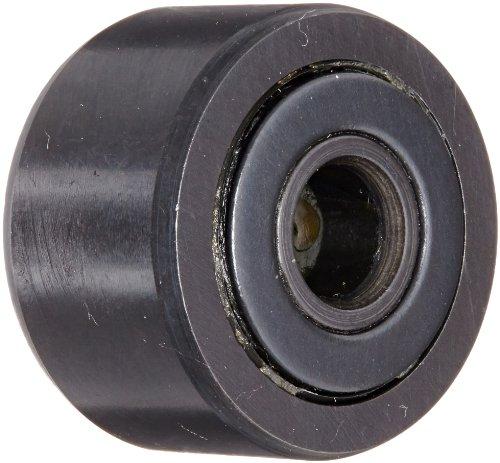 Koyo YCRS-14 Yoke Roller, Sealed, Inch, Steel, 7/8'' Roller Diameter, 1/2'' Roller Width, 1/4'' Inner Diameter, 9/16'' Overall Width by Koyo