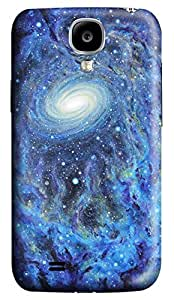 Brian114 Samsung Galaxy S4 Case, S4 Case - Customized 3D Designs Snap-on Case for Samsung Galaxy S4 I9500 Deep Space Best Protective Back Case for Samsung Galaxy S4 I9500