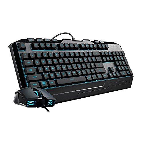 51fofTG2iFL - Cooler Master Devastator 3 Gaming Keyboard & Mouse Combo, 7 Color Mode LED Backlit, Media Keys, 4 DPI Settings
