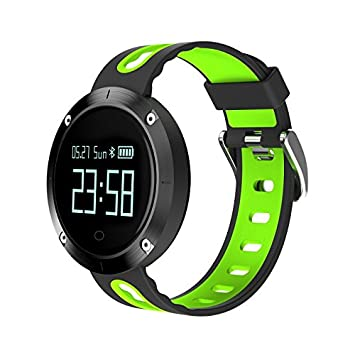 LENCISE Smart Sportwatch IP68 Waterproof for Swimming Showering ...