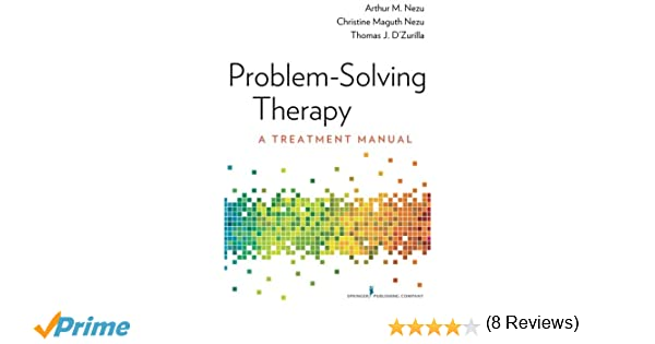 Amazon.com: Problem-Solving Therapy: A Treatment Manual ...