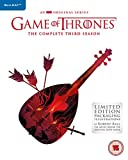 Game of Thrones - Season 3 [Limited Edition Sleeve] [2014] [Blu-ray]