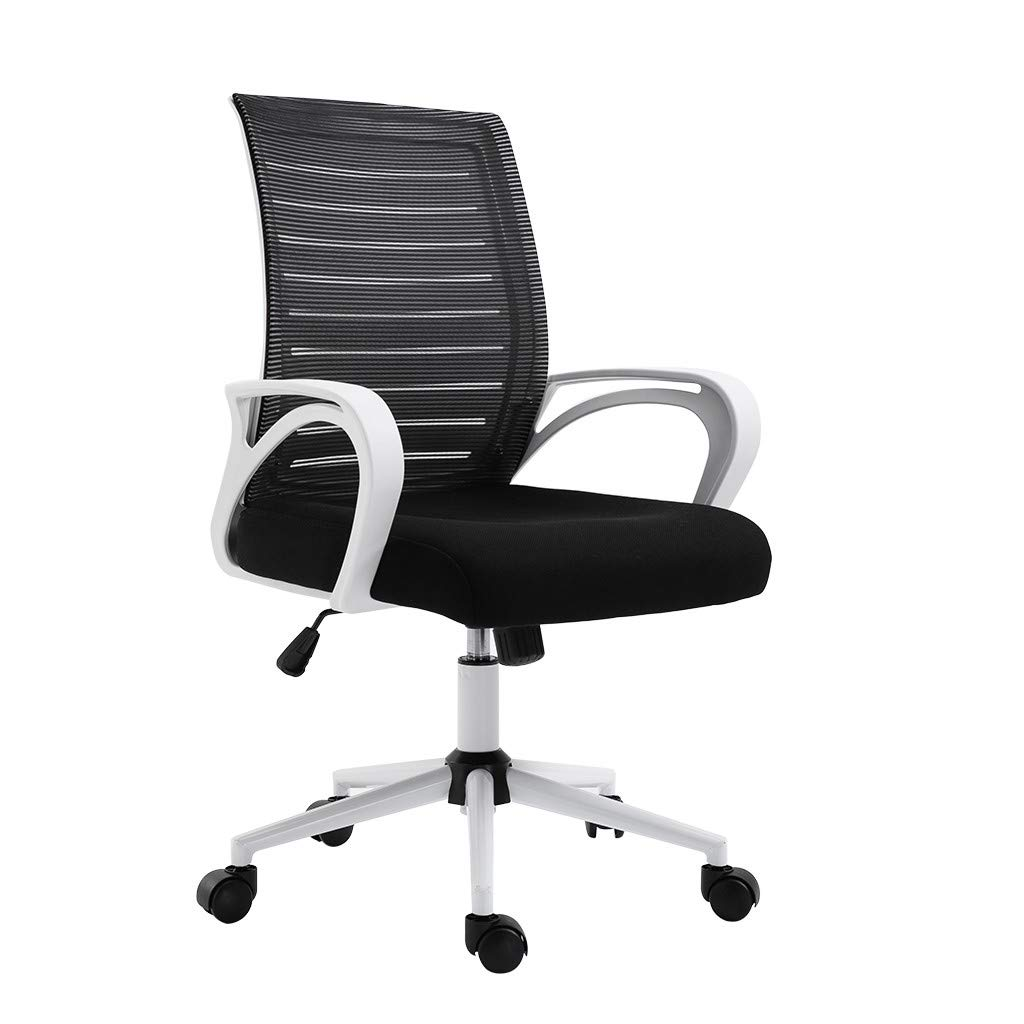 Ergonomic Adjustable Office Chair Home Computer Network Chair Mesh Chair (A)
