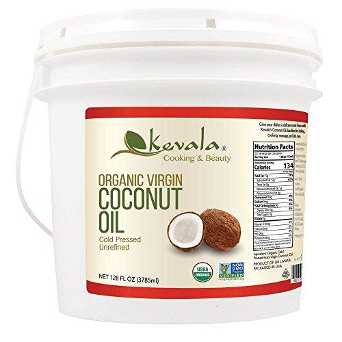 Kevala Organic Coconut Oil Pound