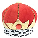 Blancho Bedding Fancy Dress Hat Jester Hat Fun Multi-Color Halloween Party Costumes,Crown Hat