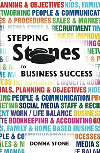 SOCIAL MEDIA Stepping Stones Business Tips (Stepping Stones Series)