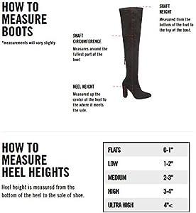 bd38c3757c2 Women s Eton Fashion Boot. Steve Madden Women s Eton Fashion Boot Black  Leather ...