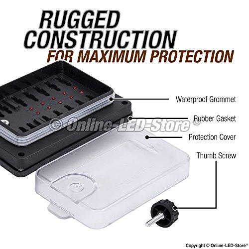 51foheEiDGL ols waterproof blade fuse box [ip56] [led indicator for import online led store fuse box at bakdesigns.co