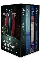 The Charlotte Anthony Mysteries Box Set. Books 1-4