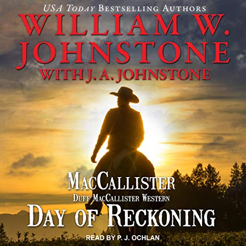 Pdf Fiction Day of Reckoning: A Duff MacCallister Western, Book 7