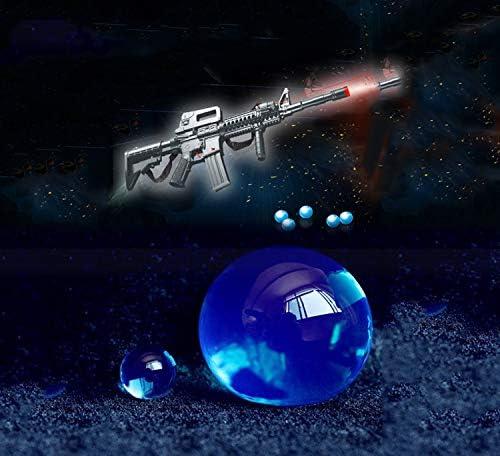 KSIASGDHA 7-8mm Pistolet /à Eau sp/écial Bombe Absorbant leau 40000pcs Crystal Bomb Launch Bullet Bag
