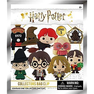 Harry Potter Series 5 - 3D Foam Bag Clip in Blind Bag: Toys & Games