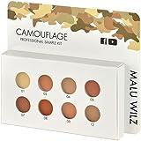 Malu Wilz Dekorative: Camouflage Professional Sample Kit (12 g)