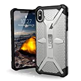 URBAN ARMOR GEAR UAG iPhone Xs Max [6.5-inch Screen] Plasma Feather-Light Rugged [Ice] Military Drop Tested iPhone Case
