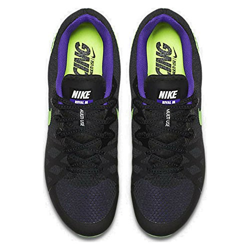 Nike Hombres Zoom Rival D 9 Track Spike Black