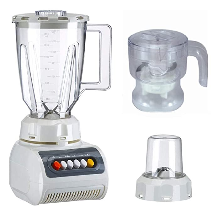 Rziioo Multifunctional Machine Juice Extractor Fruit Mixer Fruit Extractor Electric Vegetable Blender