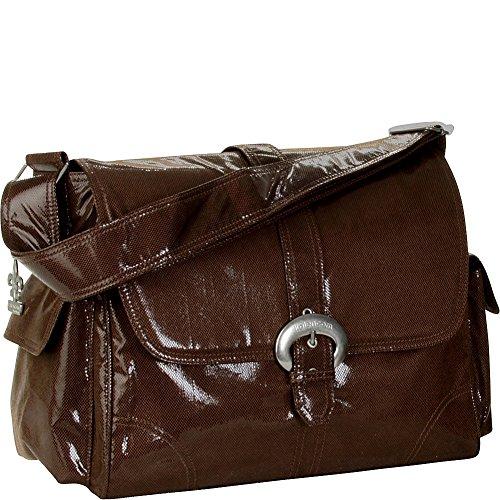 Kalencom - Set de bolso cambiador, color marrón