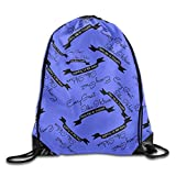 Every Great Idea I Have Gets Me In Trouble Tote Bags Shoulder Drawstring Backpack