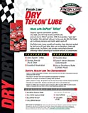 Finish Line Dry Bicycle Chain Lube with Teflon