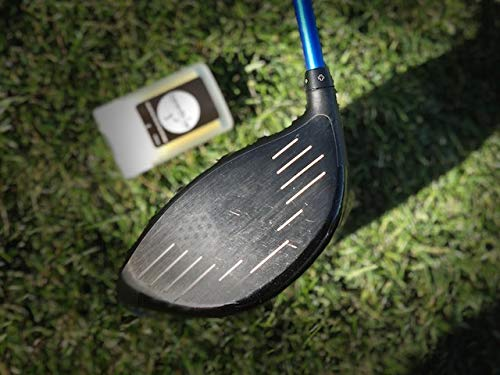 LazerDrive.com Golf Anti Slice Golf Club Aid eliminates Your Slice or Hook and Helps You Drive Your Ball Further (Best Golf Ball For Slice)
