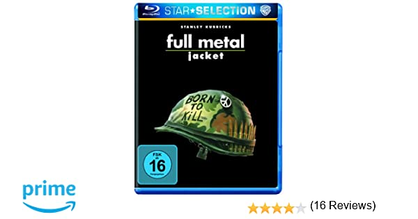 Full Metal Jacket [Alemania] [Blu-ray]: Amazon.es: Matthew ...