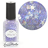 Lynnderella Limited Edition Christmas Advent Nail Polish Holographic Topper—December 1-Nice Ice!