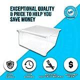 Lifetime Appliance 2188656 Crisper Bin