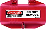 ABUS P550 Electrical & Switch Power Plug Safety Lockout Device 220-550V