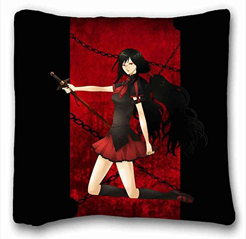 Custom Characteristic Anime Zippered Body Pillow Case Cov...
