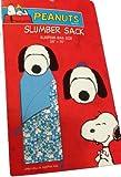 Snoopy Slumber Bag Sleeping Bag Overnight Sleepover Bed