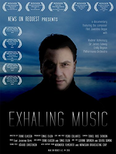 Exhaling Music by