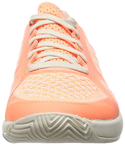 Flashy Clair Orange Ultra Asmc Noir Ultra Blanc Femme Bright Blanc Craie Boost Blanc Orange de Brillant Chaussures Barricade adidas Tennis UgqHzz