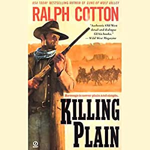 Killing Plain Audiobook