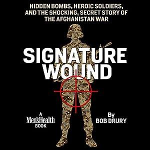 Signature Wound Audiobook
