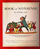 A Book of Nonsense, Edward Lear, 0870992414
