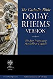 The Holy Bible Douay Rheims Version, (D-R), 1935302027
