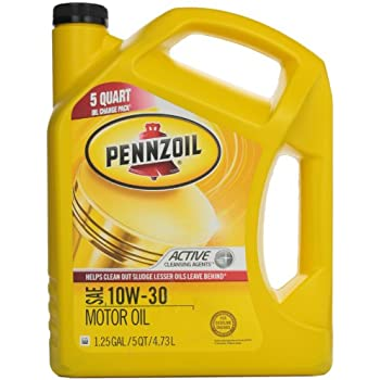 Pennzoil 550022792 12pk 10w 30 motor oil 1 for Pennzoil 5w 30 synthetic motor oil
