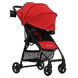 Zoe XL1 Best Single Stroller - Everyday Stroller with Canopy