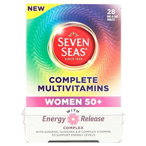 Seven Seas Multivitamin 50+ Women ()