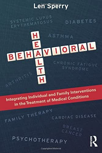 Behavioral Health (Routledge Series on Family Therapy and Counseling)