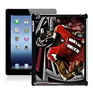 Customized Apple Ipad 4th Generation Case NFL Atlanta Falcons Design Sports Cheap Cases